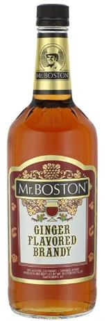 Mr Boston Ginger Flavored Brandy
